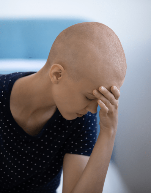 Physical impacts of cancer and it's treatment Blog Cover